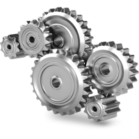 Support moteur STC60