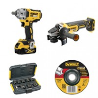 PACKAGE DEWALT CLE A CHOC+...